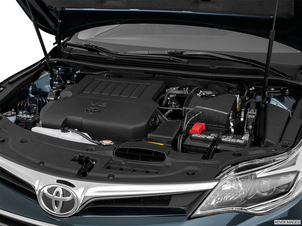 Toyota Avalon 2018, Qatar