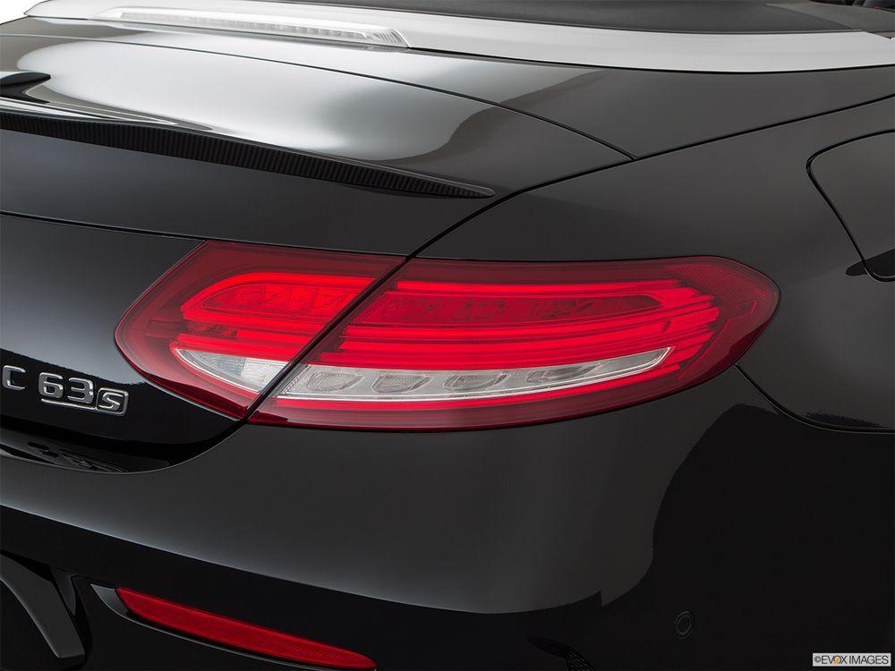 Mercedes-Benz C Class Cabriolet 2018, Kuwait