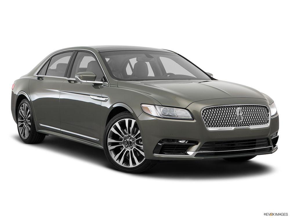 Lincoln Continental 2018, United Arab Emirates