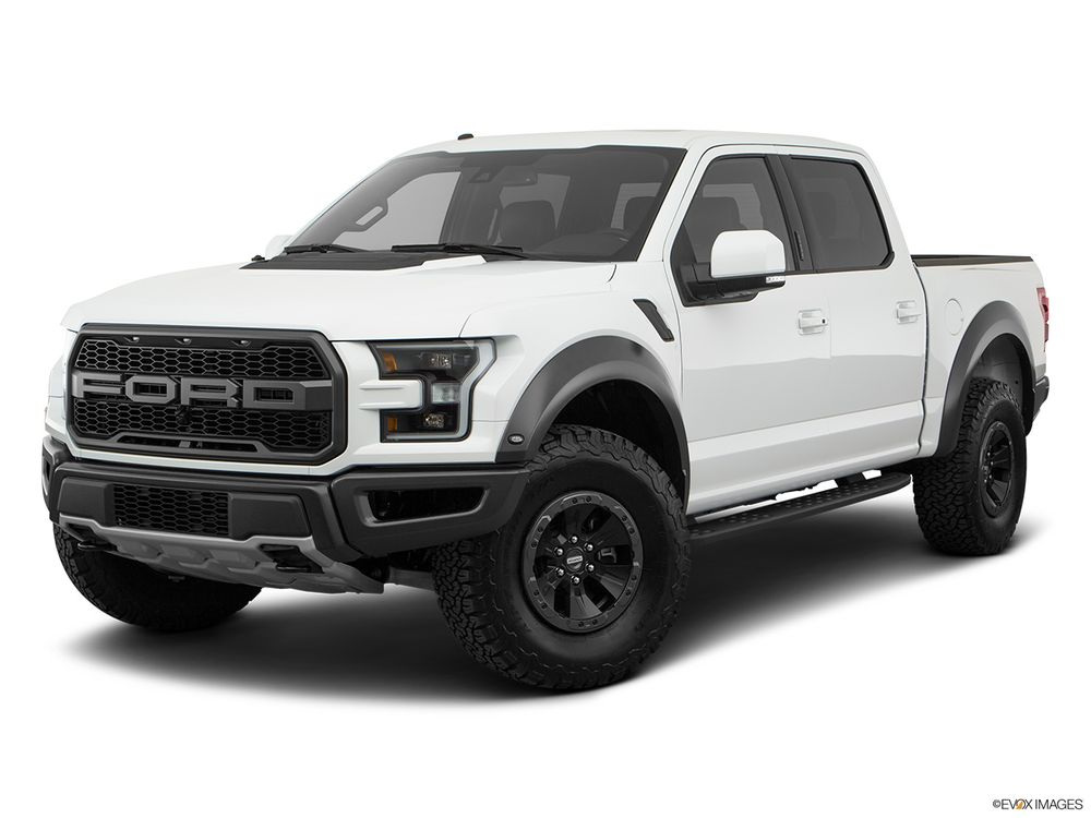 Ford F-150 Raptor 2018, Qatar