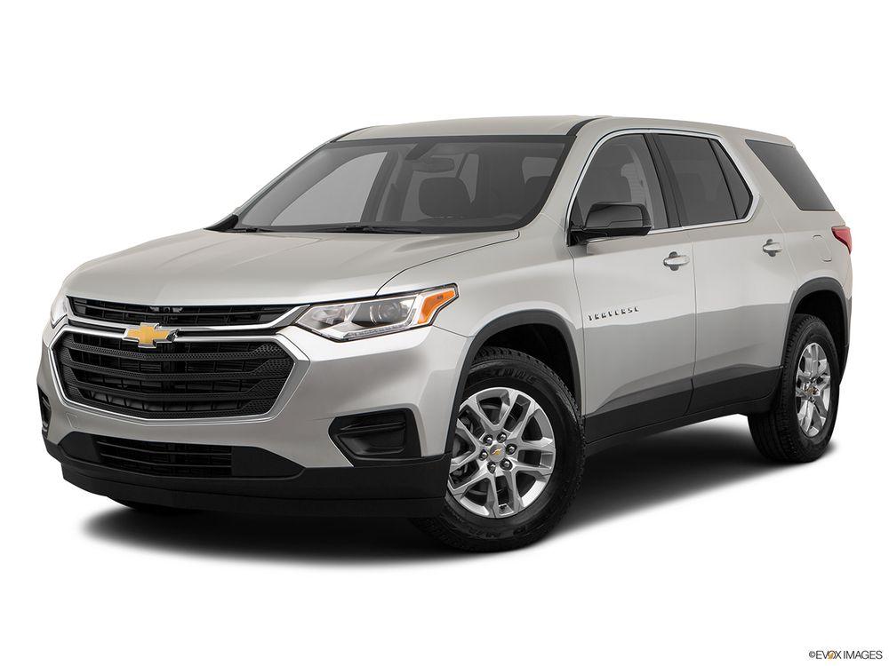 Chevrolet Traverse 2019, Qatar
