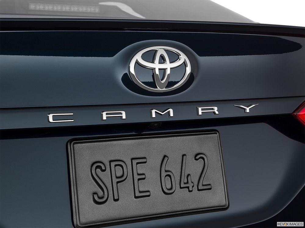 Toyota Camry 2019, Qatar