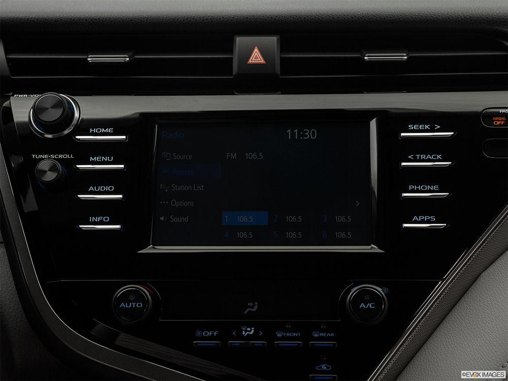 Toyota Camry 2019, Oman
