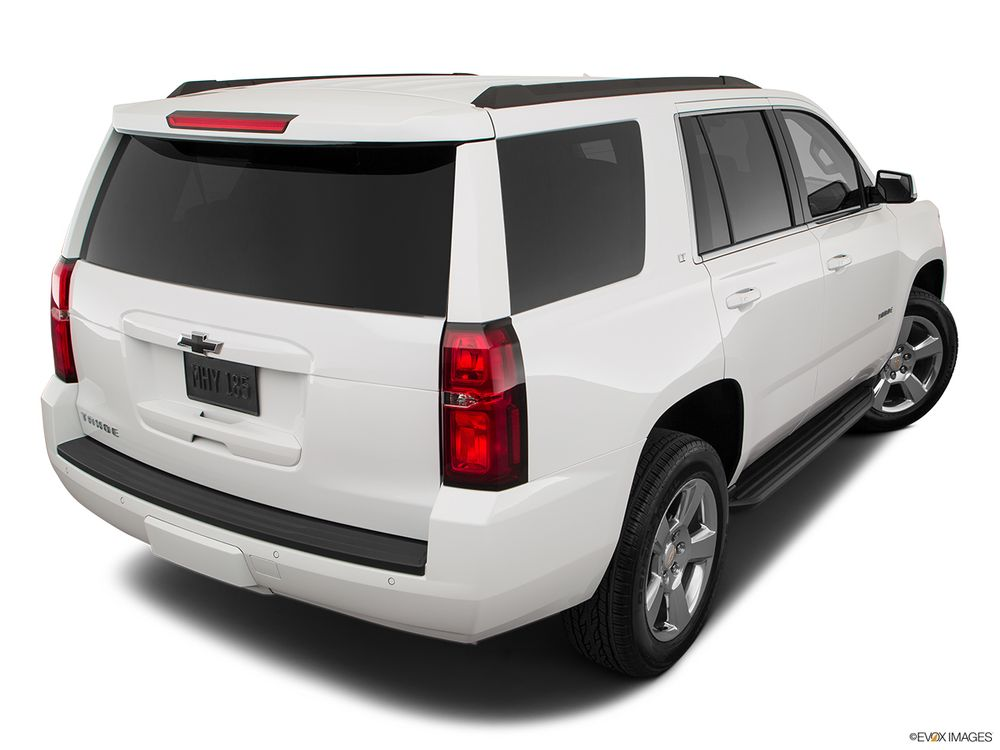 Chevrolet Tahoe 2019, United Arab Emirates