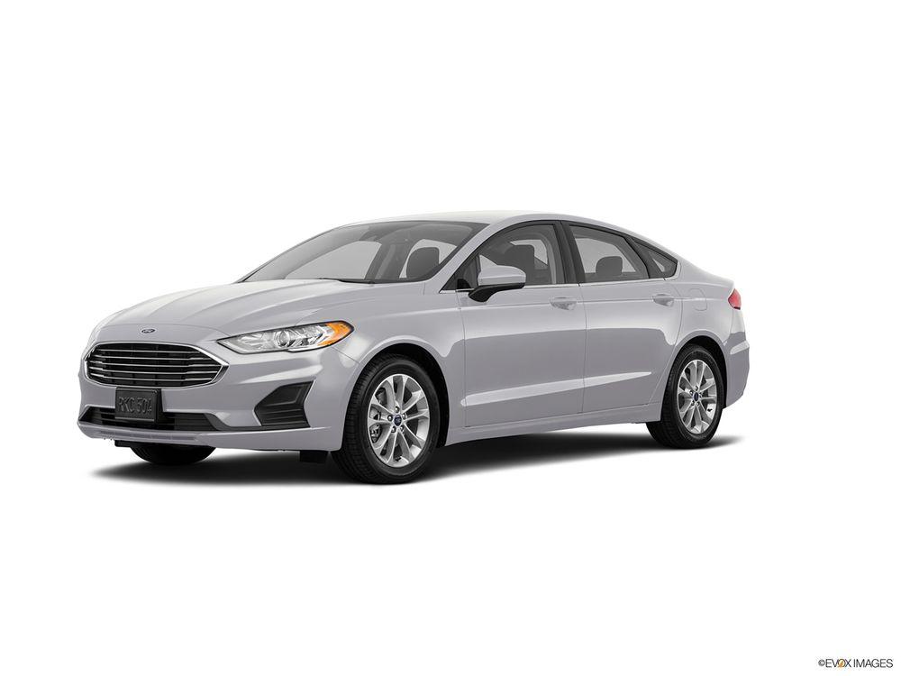 Ford Fusion 2019, Qatar