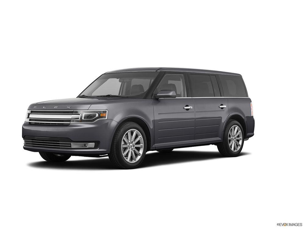Ford Flex 2019, Qatar