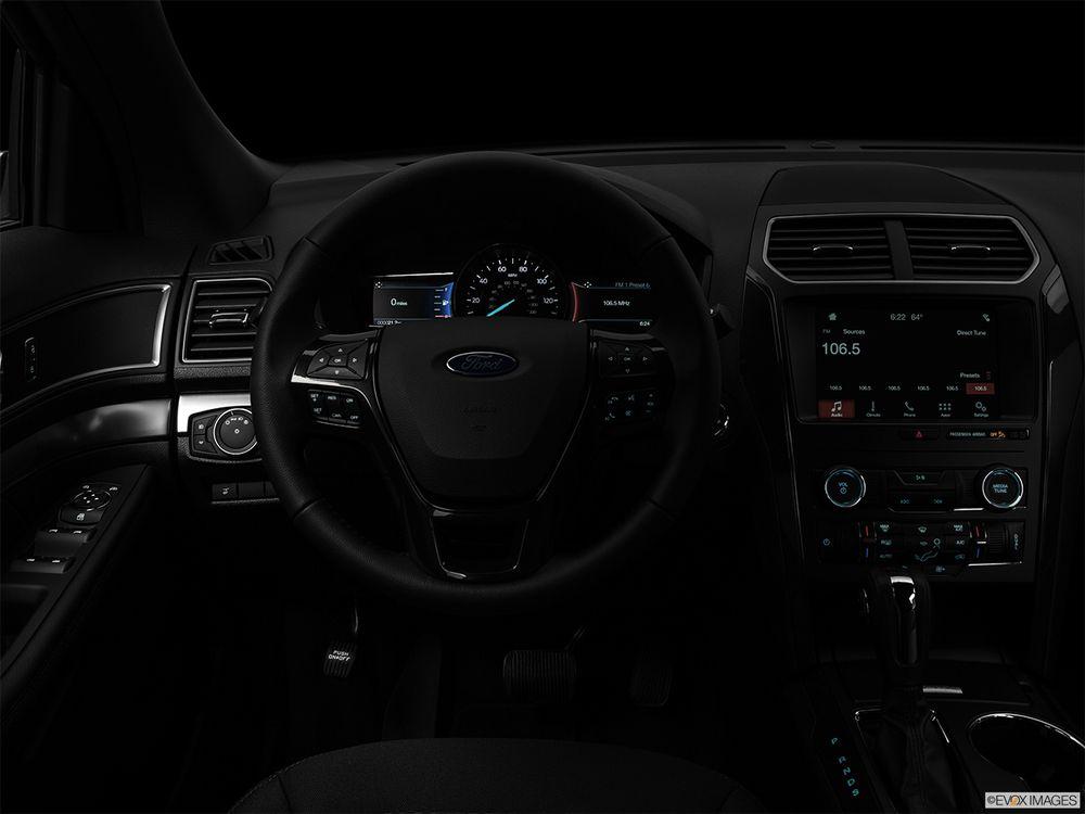 Ford Explorer 2019, Qatar