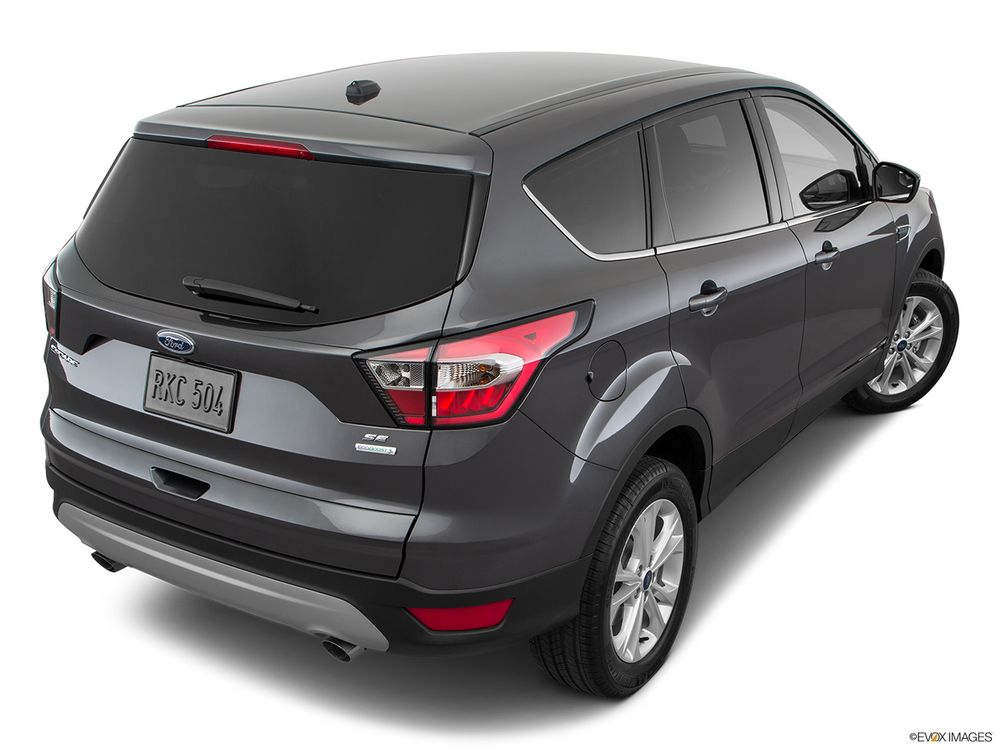 Ford Escape 2019, Oman