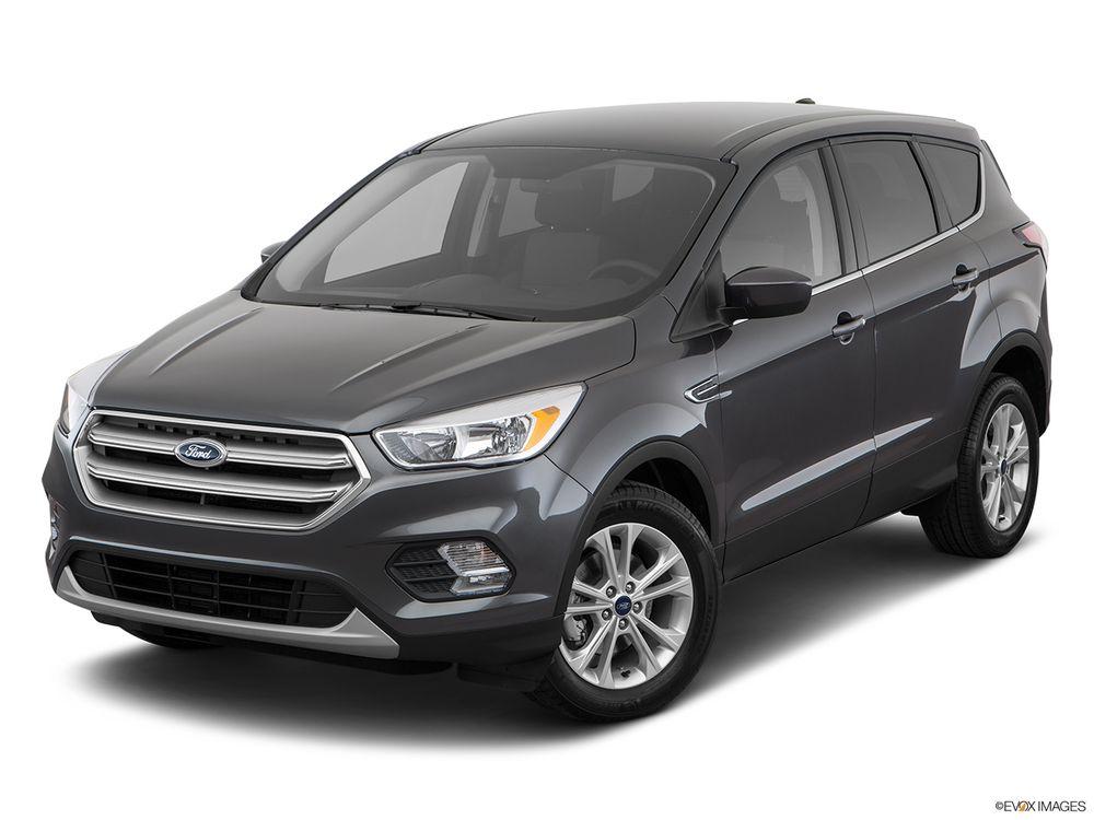 Ford Escape 2019, Oman