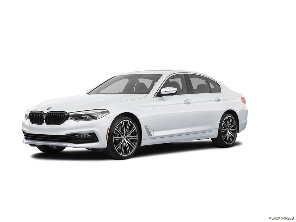 BMW 5 Series 2019, Egypt