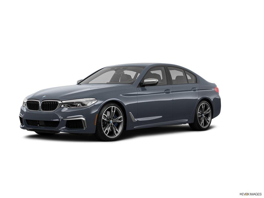 BMW 5 Series 2019, Egypt