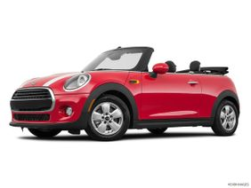 Mini Convertible 2019 Cooper, United Arab Emirates, Low/wide front 5/8.