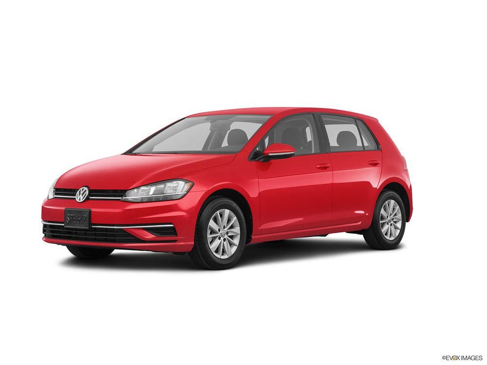 Volkswagen Golf 2019, Kuwait