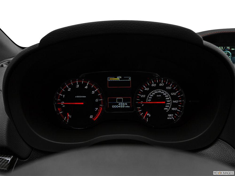 Subaru WRX 2019, Oman