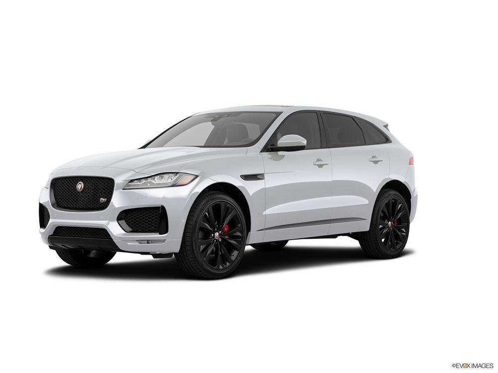 Jaguar F-Pace 2019, Egypt