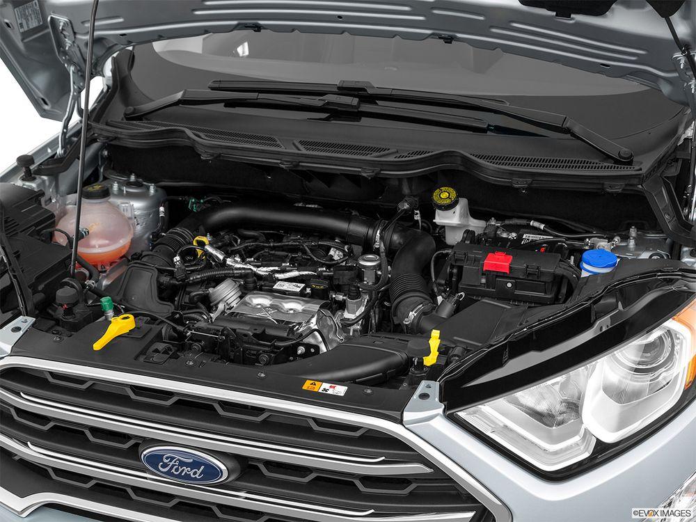 Ford EcoSport 2020, Saudi Arabia