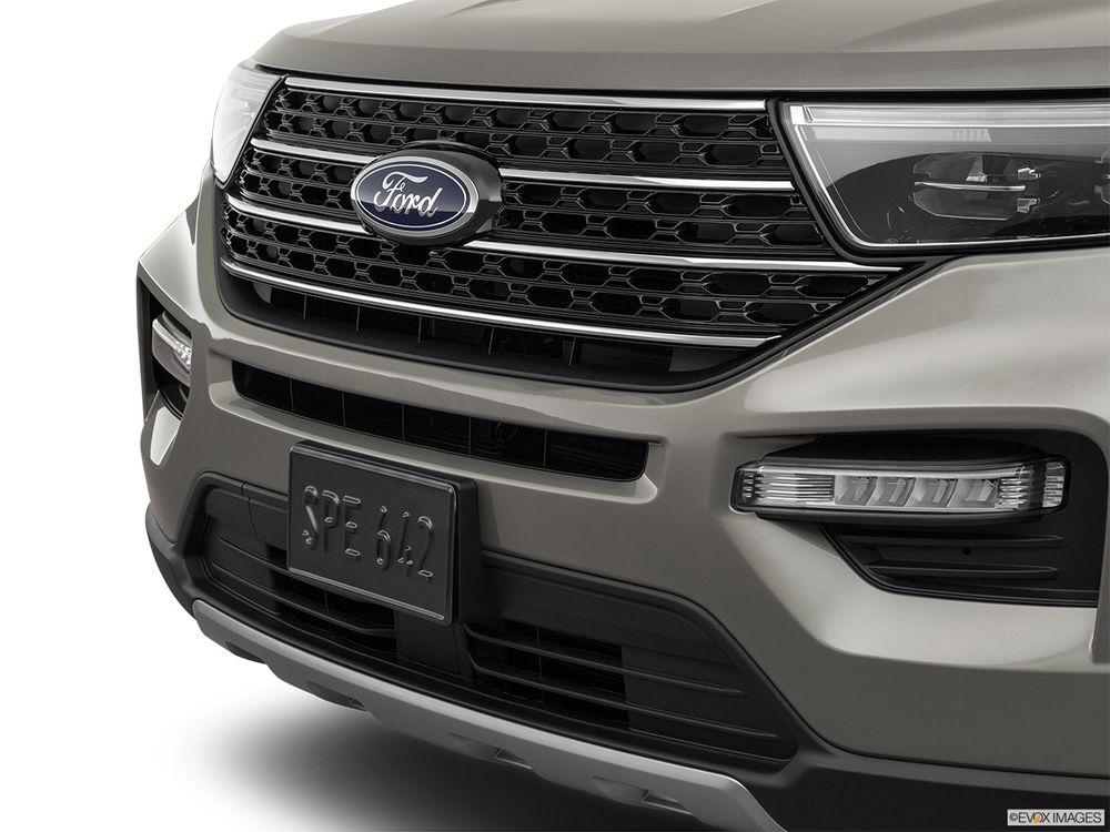 Ford Explorer 2020, Kuwait