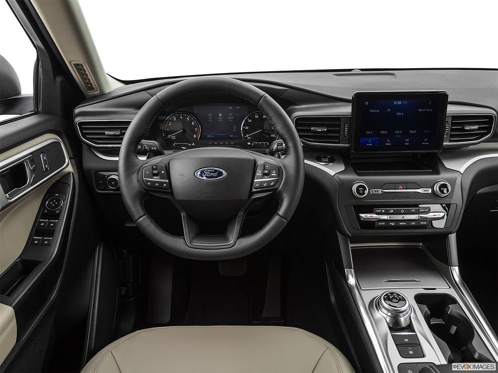 Ford Explorer 2020, Qatar