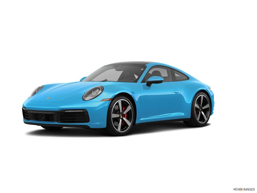 Porsche 911 2020, Egypt