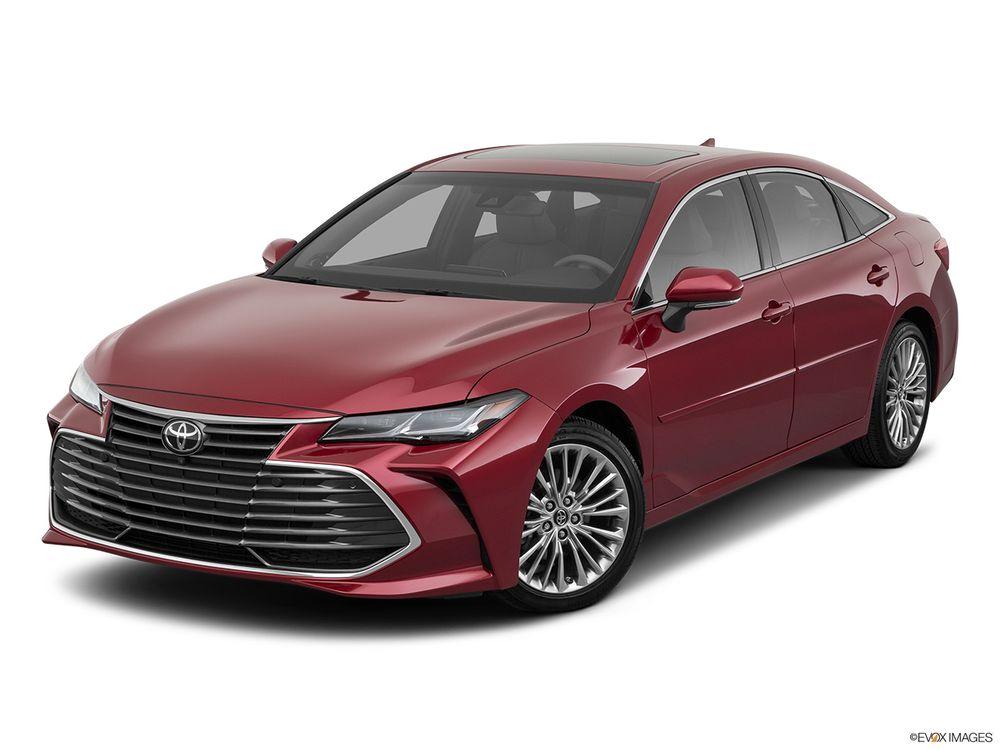 Toyota Avalon 2020, Qatar
