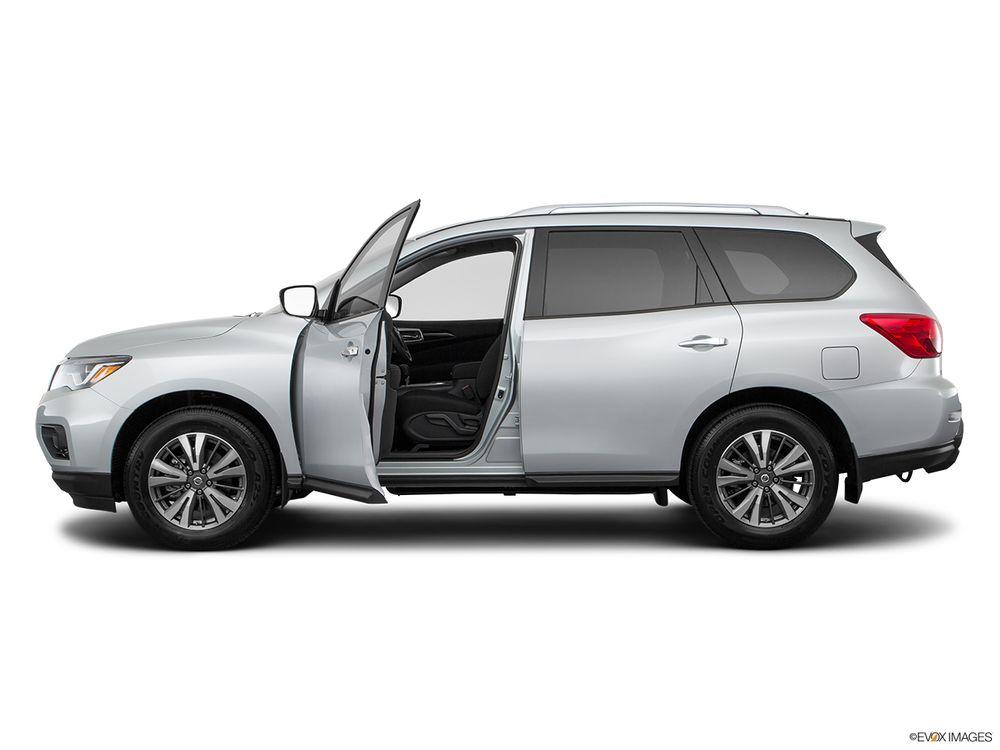 Nissan Pathfinder 2020, United Arab Emirates