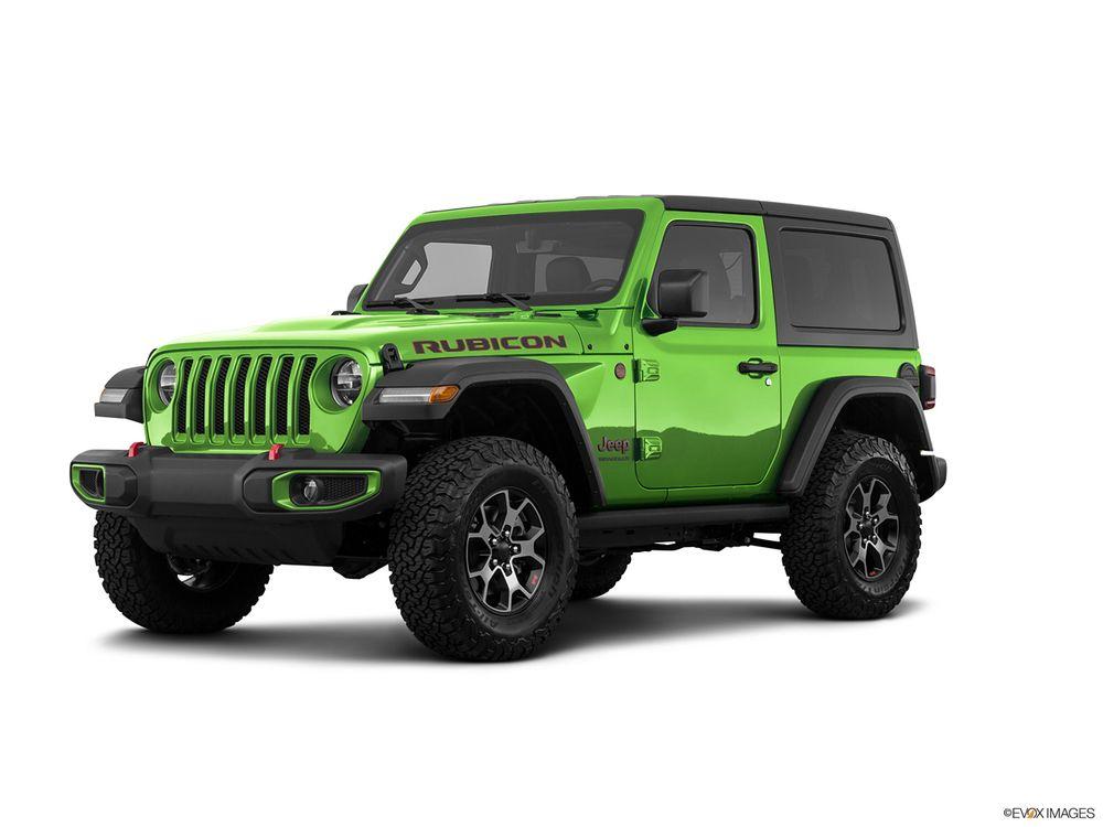 Jeep Wrangler 2020, Kuwait