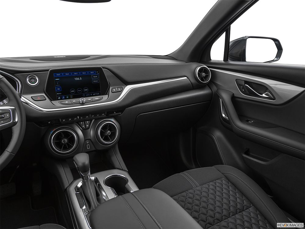 Chevrolet Blazer 2020, Oman