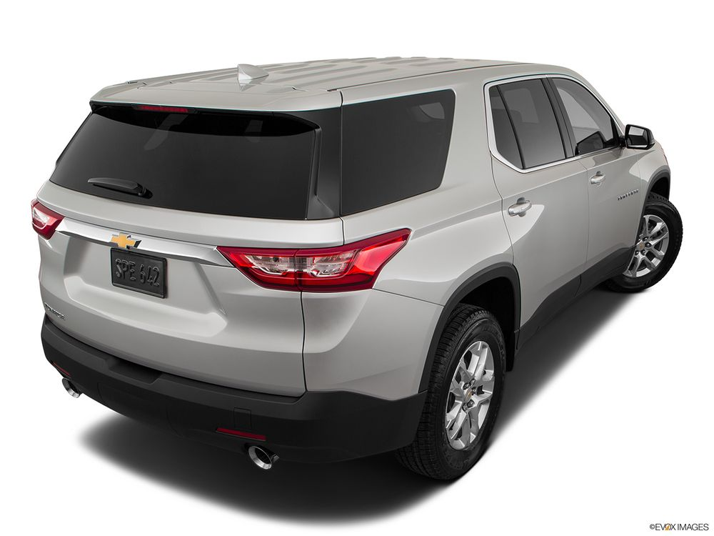 Chevrolet Traverse 2020, Qatar