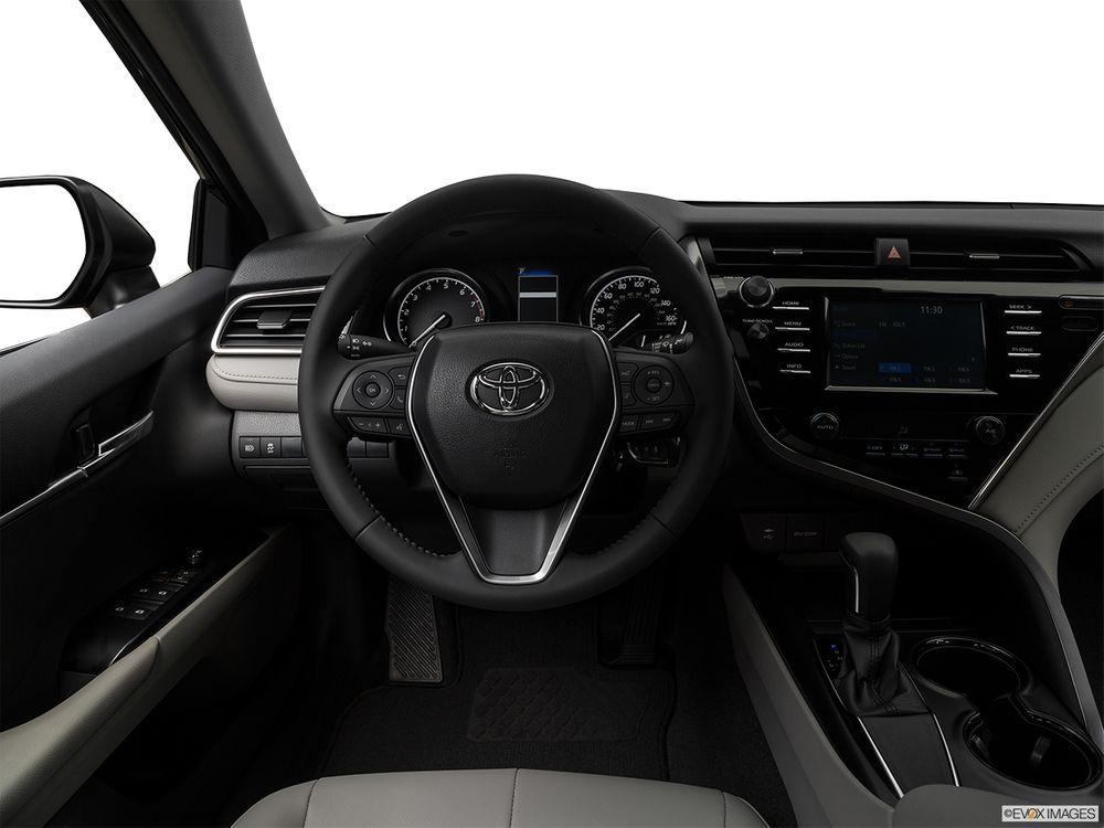 Toyota Camry 2020, Qatar