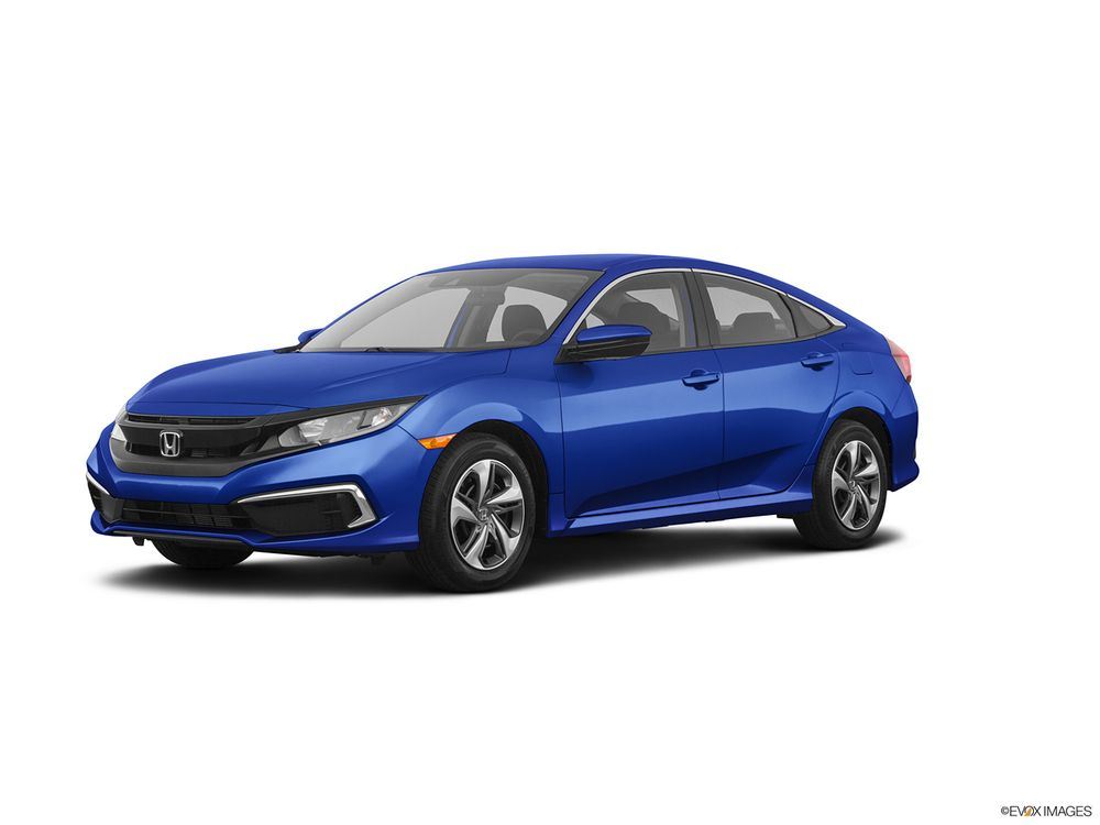 Honda Civic 2020, Oman