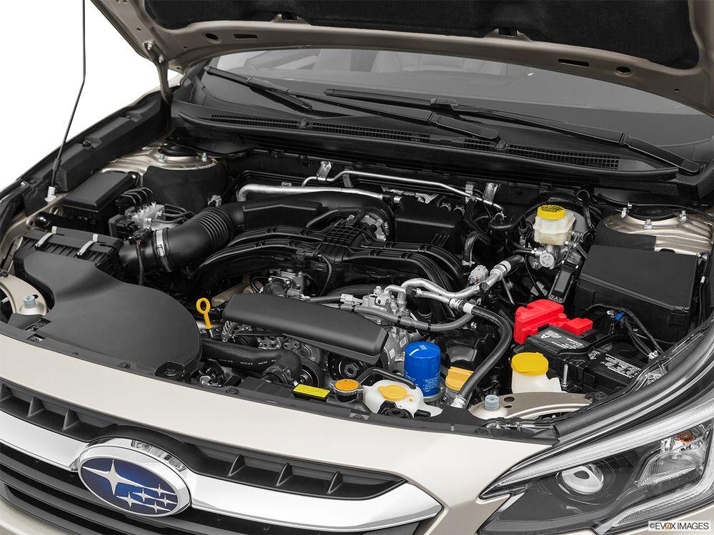 Subaru Legacy 2020, Oman