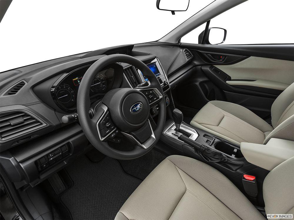 Subaru Impreza 2020, Oman