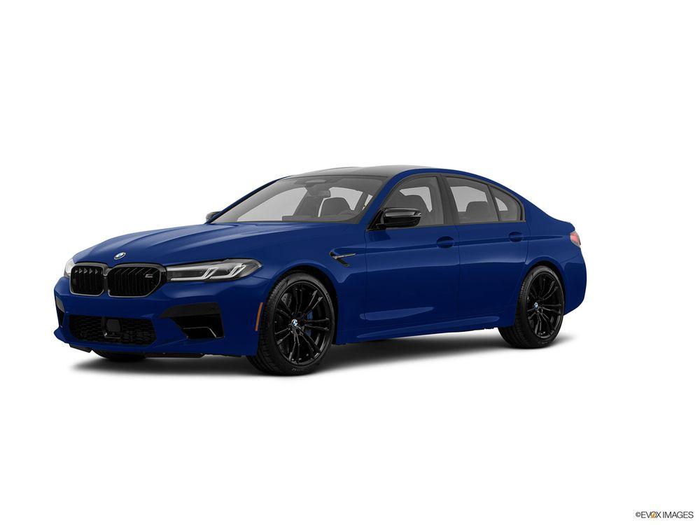 BMW 5 Series 2021, Oman