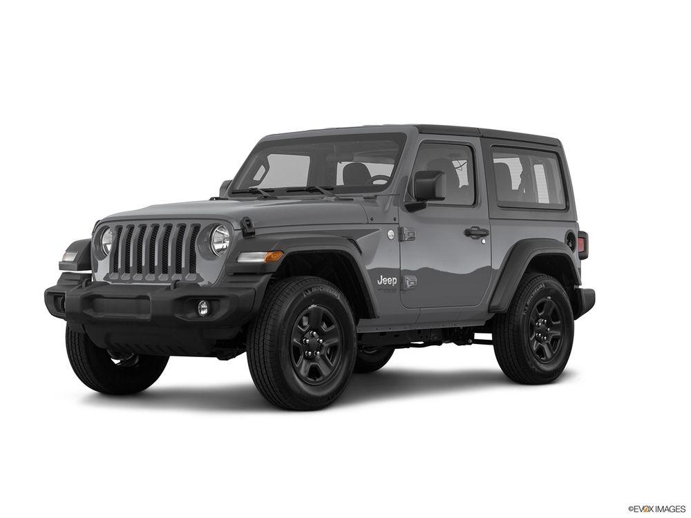 Jeep Wrangler 2021, United Arab Emirates