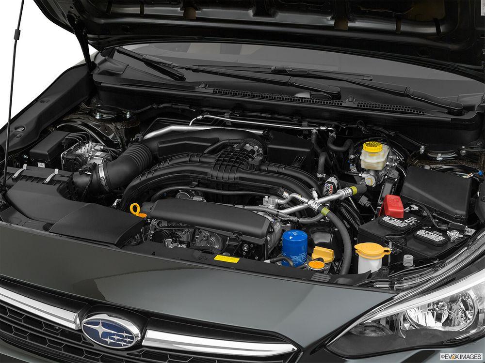 Subaru Impreza 2021, Qatar