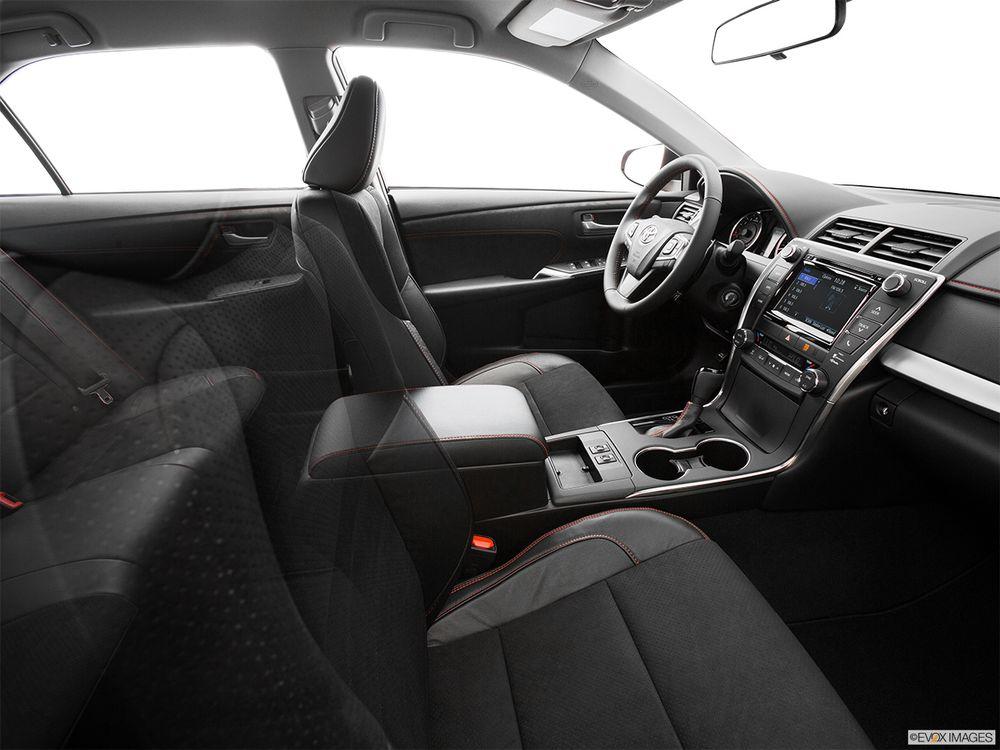 Toyota Camry 2016, United Arab Emirates
