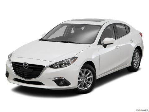 Mazda 3 Sedan 2016 1 6 V In Uae New Car Prices Specs Reviews Amp Photos Yallamotor