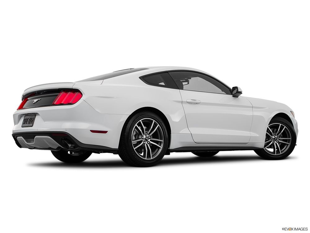 Ford Mustang 2016, Kuwait