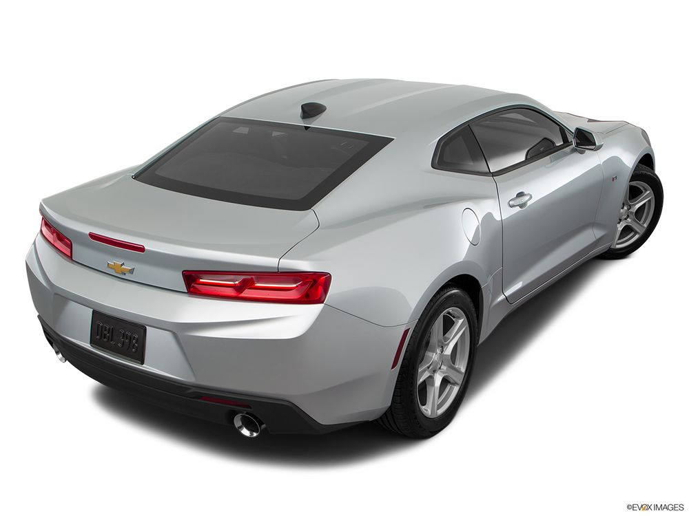 Chevrolet Camaro Coupe 2016, United Arab Emirates