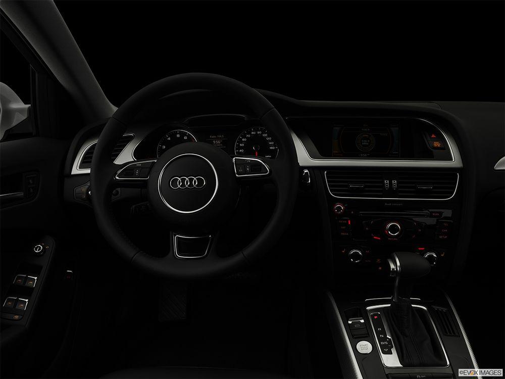 Audi A4 2016, Qatar