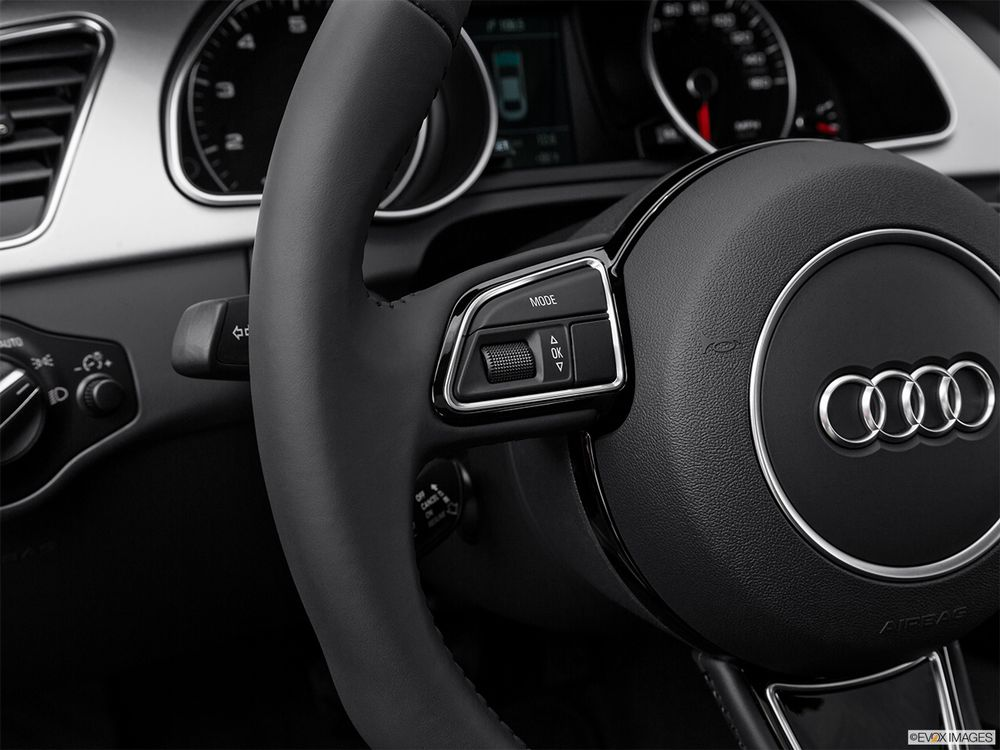 Audi A5 Coupe 2016, Oman