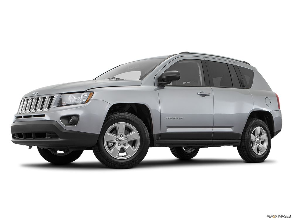 Jeep Compass 2016, United Arab Emirates