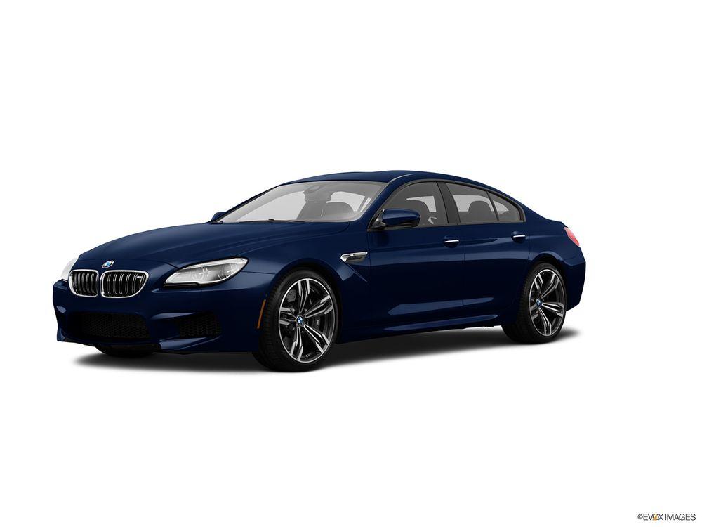 BMW M6 Gran Coupe 2016, Egypt