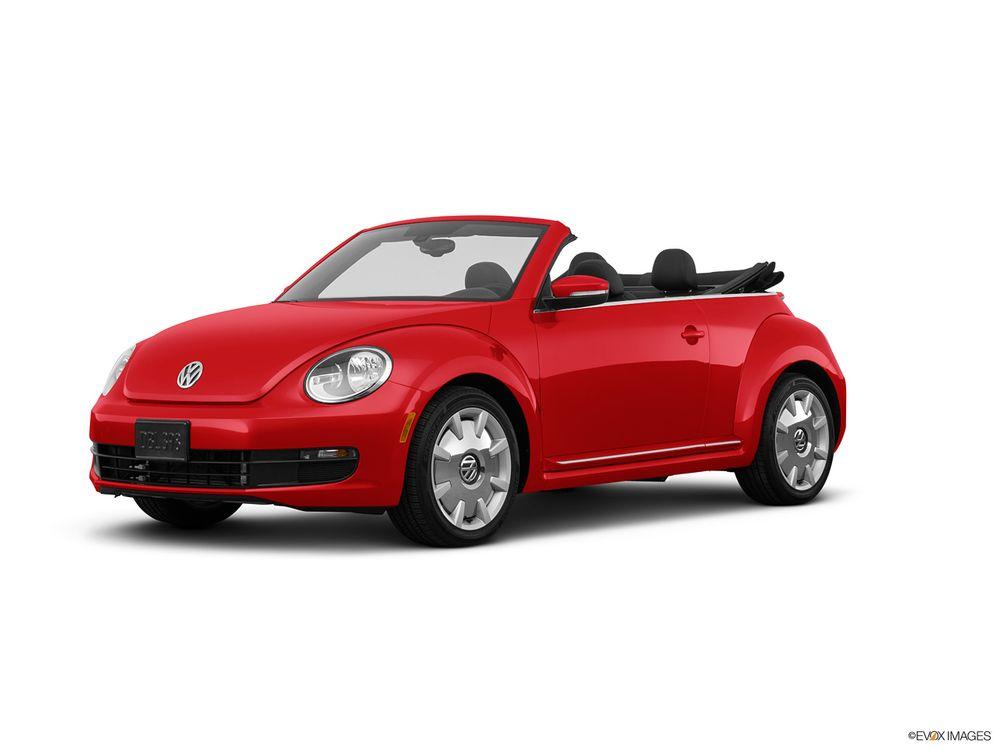 Volkswagen Beetle 2016, Kuwait