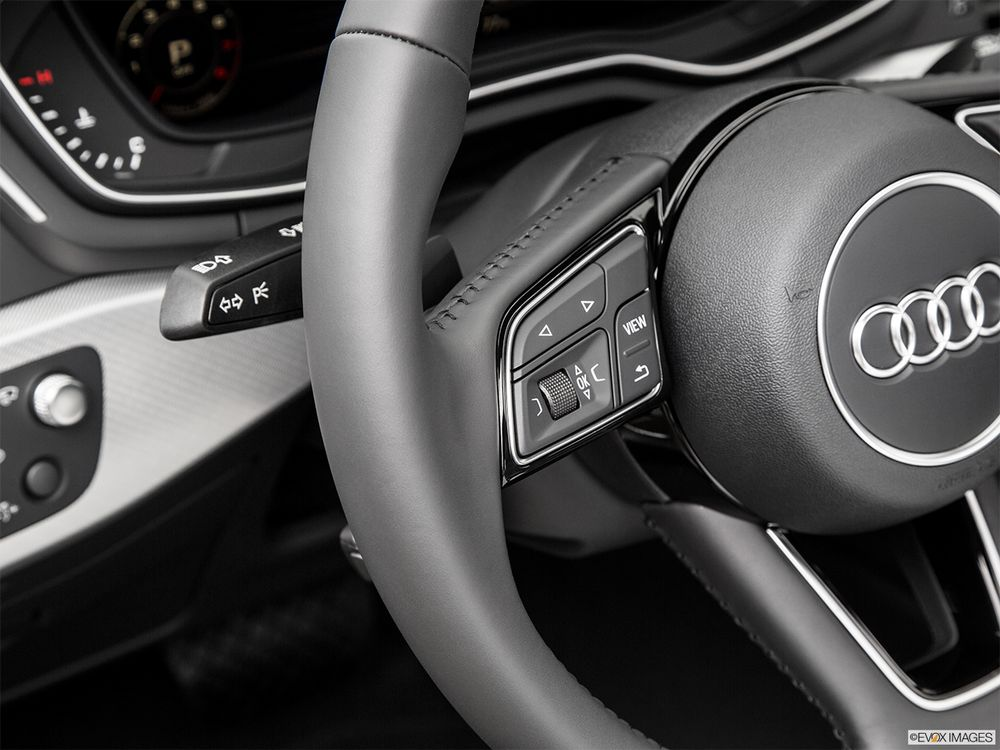 Audi A4 2017, Egypt