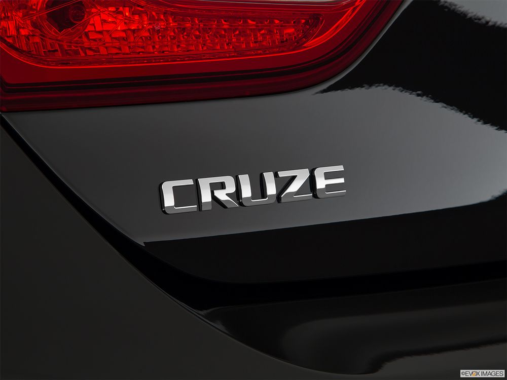 Chevrolet Cruze 2017, Saudi Arabia