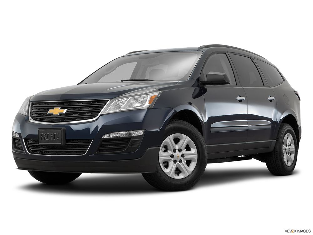 Chevrolet Traverse 2017, Kuwait