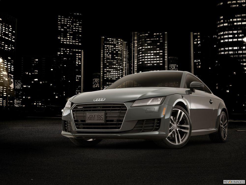 Audi TT 2017, Kuwait