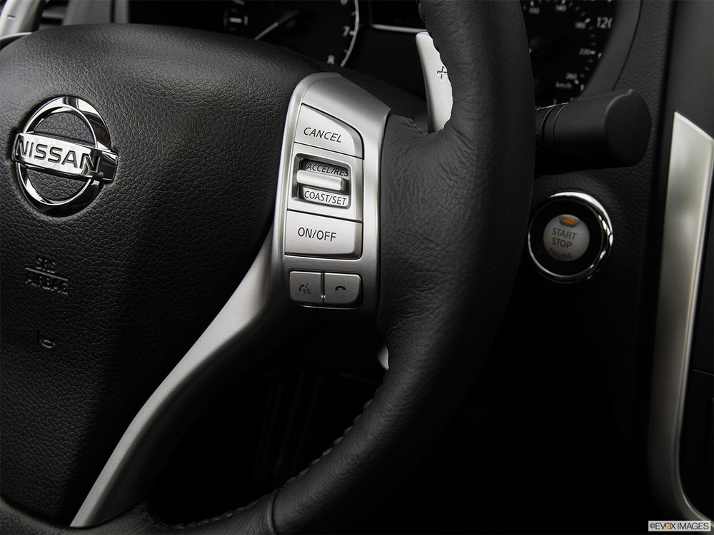 Nissan Altima 2017, Oman
