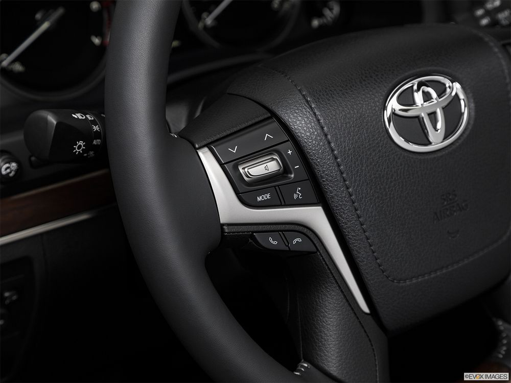 Toyota Land Cruiser 2017, Kuwait